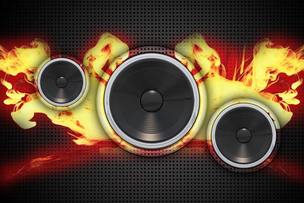 Fire Speakers