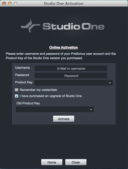 Studio one failed to open speakers and headphone