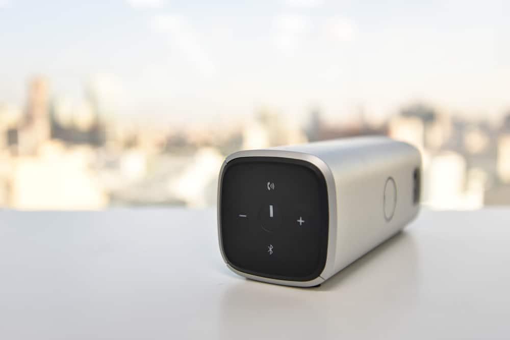 Wireless Speaker - New sound technology