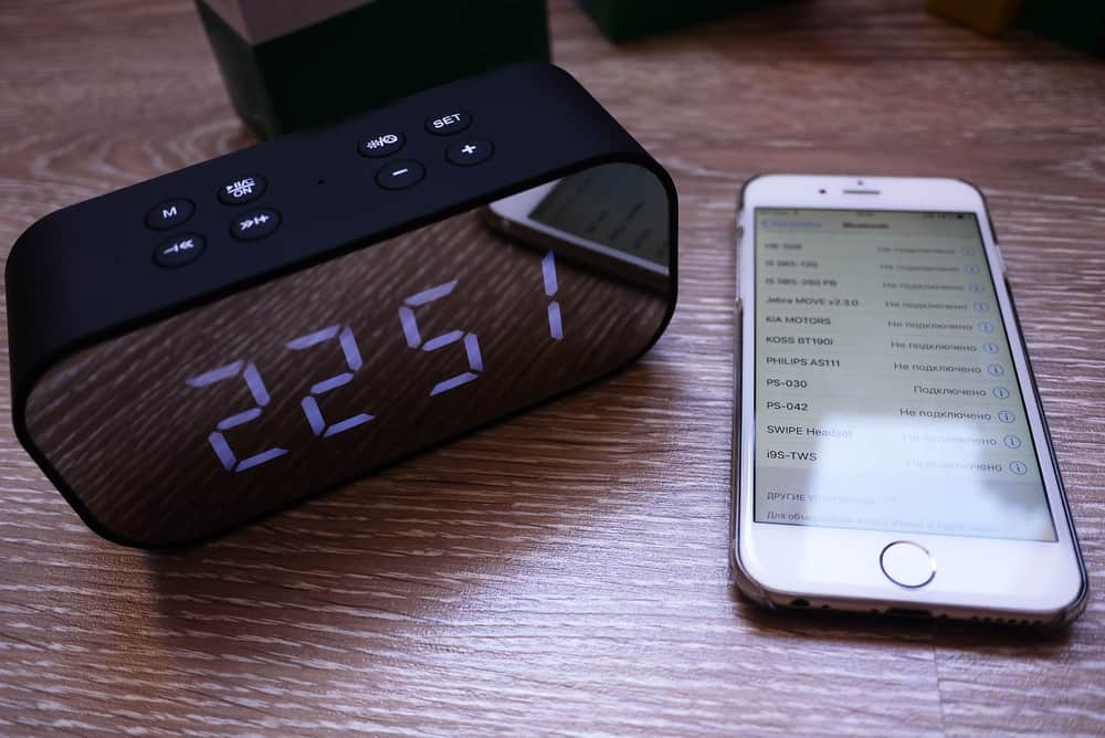 Wireless speaker for listening to music. A great device for you