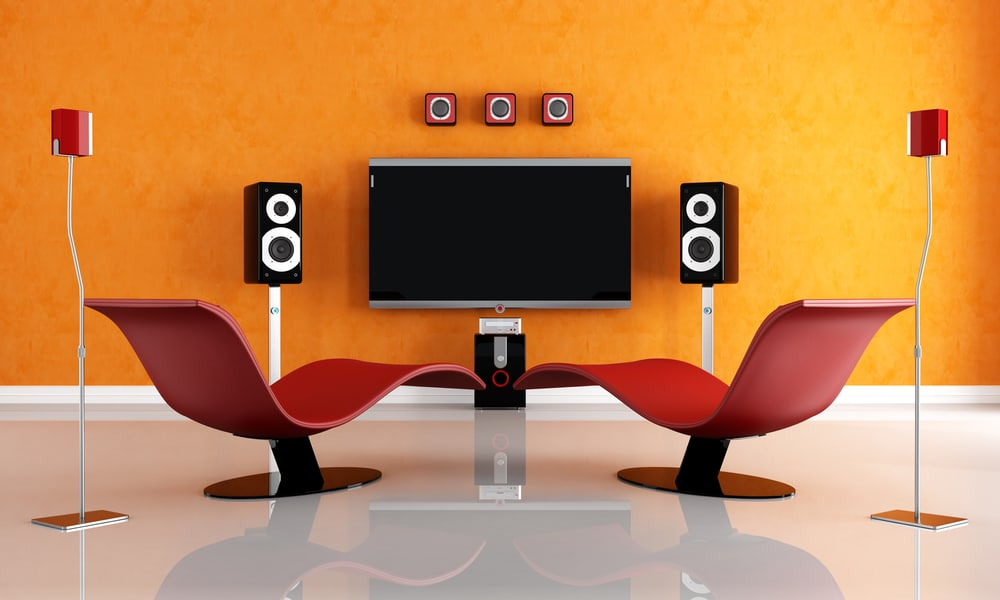 surround sound to tv