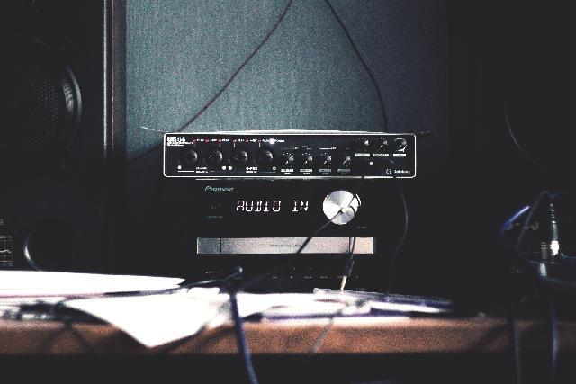 4-ohm Speaker